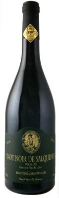 Pinot Noir de Salquenen Valais AOC élevé en fûts de chêne