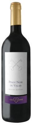 Pentes Rôties Pinot Noir du Valais AOC